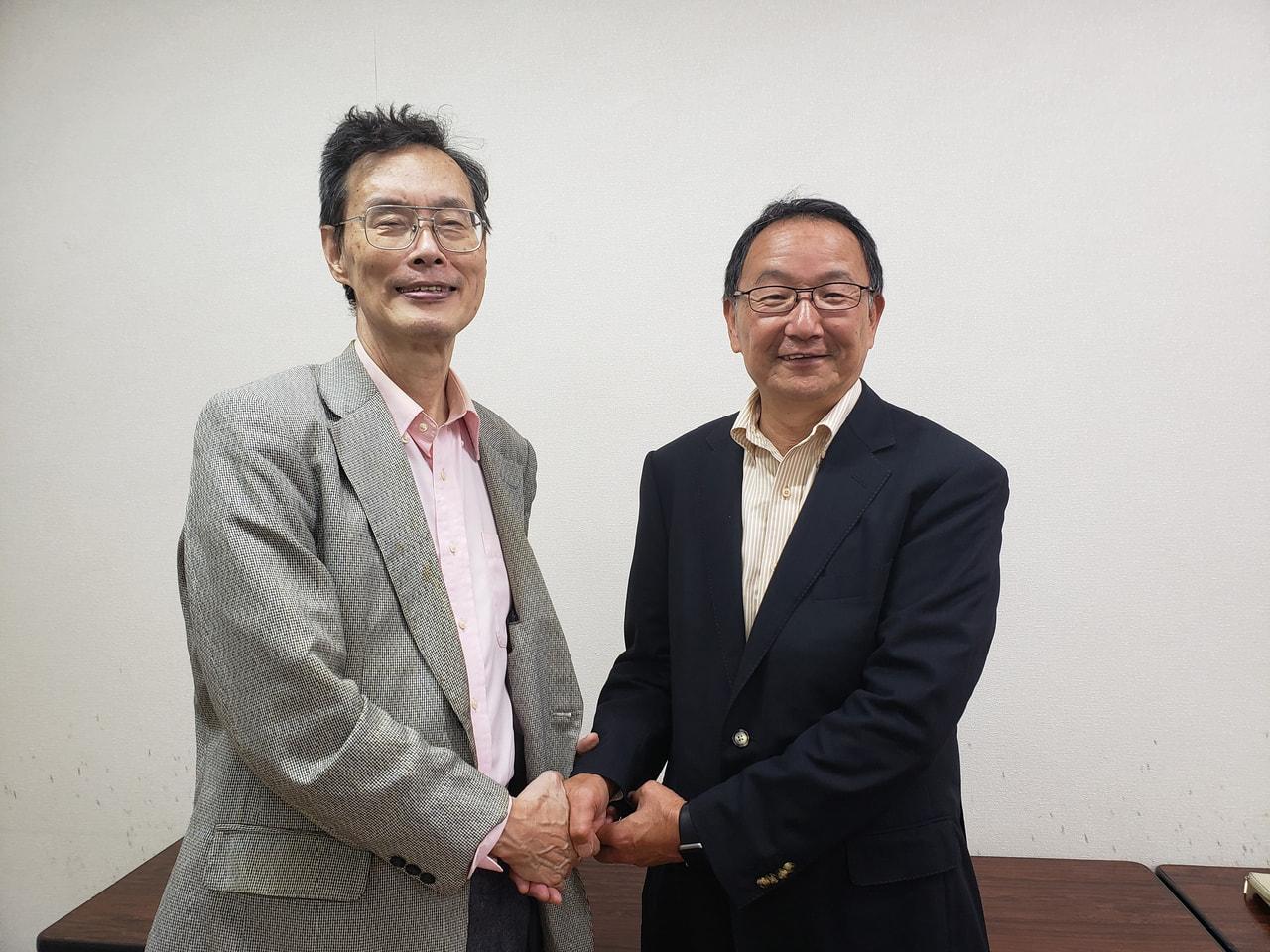 2019年12月 アトリエDEF代表取締役 大井明弘