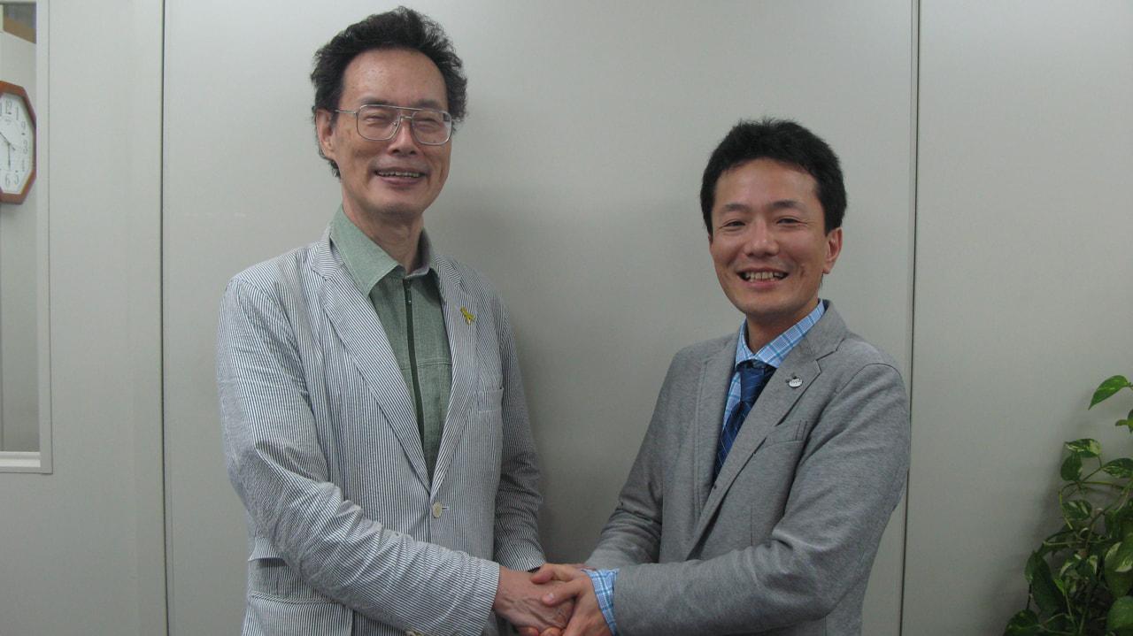 2018年9月 株式会社イノブン 取締役社長 井上雄太さん