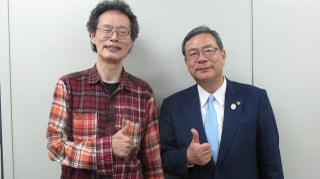 2019年1月 大阪府議会議員 中司宏さん